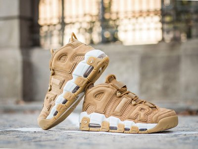 Una época. Un estilo. Zapatillas Nike Air More Uptempo '96