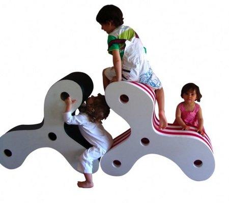 Tatolino, singular propuesta de mueble infantil de RO2® Design Studio