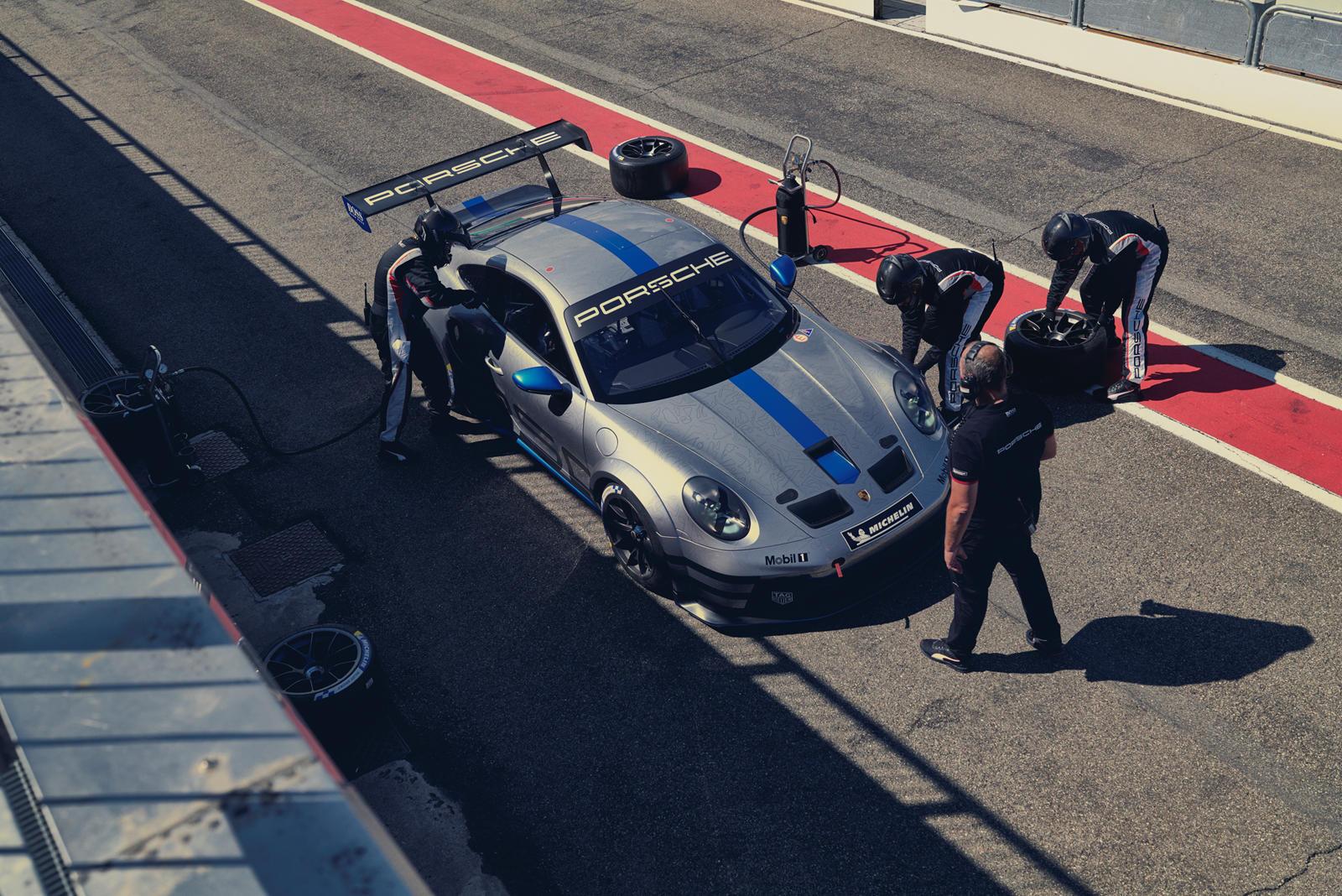 Foto de Porsche 911 GT3 Cup (12/22)