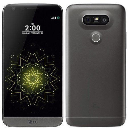 Smartphone Libre Lg G5 Se Titan