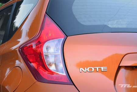 Nissan Note 19