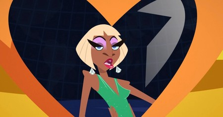 Champagne Super Drags