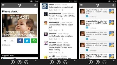 La aplicación oficial de 9GAG llega a Windows Phone 8, y gratis por tiempo limitado