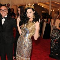 Peores looks peor vestidas Costume Insitute MET Gala Katy Perry Dolce & Gabbana