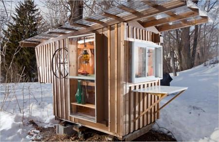 Microhouse Tiny House 1