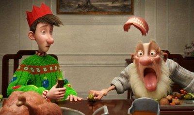 Taquilla española   El gato sigue cautivando y el hijo de Santa Claus fracasa