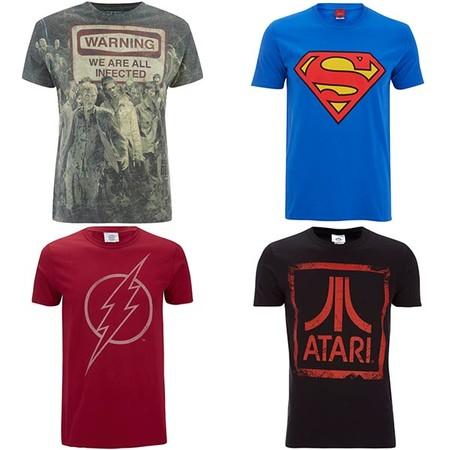Camisetas Geek 2