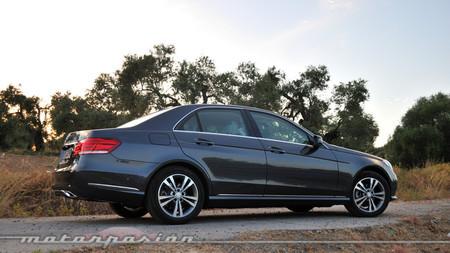 Mercedes-Benz E 220 CDI 7G-TRONIC, prueba (valoración y ficha técnica)