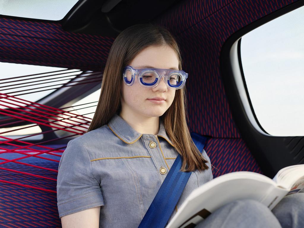 Citroën estrena las SEETROËN S19, un nuevo modelo de sus gafas antimareo para el coche