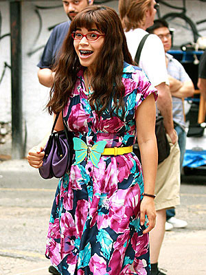 ¿Ugly Betty o Carrie Bradshaw?