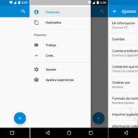 Google renueva su aplicación de contactos: nueva interfaz, etiquetas y detección de duplicados