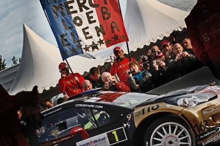 Rallye de Alsacia 2013: cómo verlo por televisión