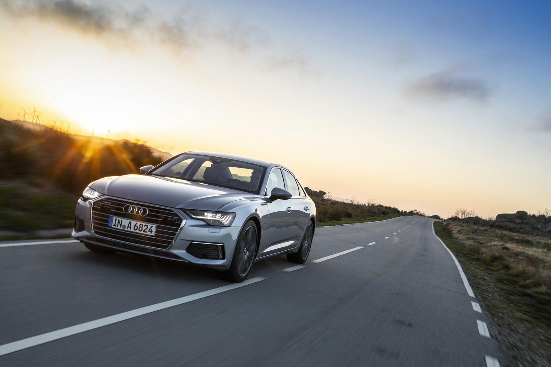 Foto de Audi A6 2018, toma de contacto (70/118)