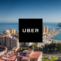 Los coches de Uber llegarán a Málaga y la Costa del Sol en junio a tiempo para la temporada estival