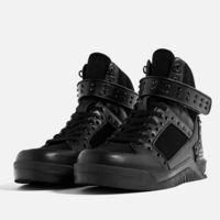 Sneakers de caña alta