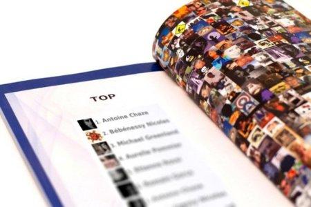 EgoBook, tu muro de Facebook en un libro