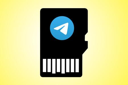 Cómo hacer que Telegram use la tarjeta SD en lugar del almacenamiento interno del móvil