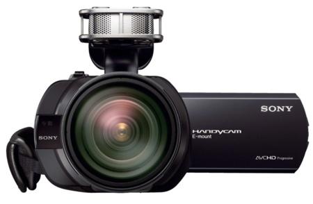Sony NEX-VG900: el formato completo se encuentra con la videocámara