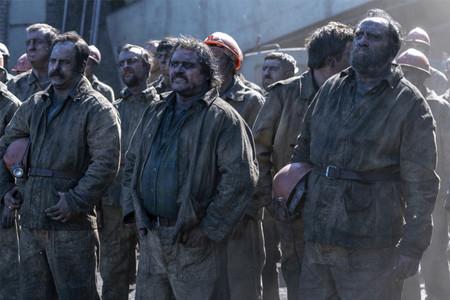 Chernobyl Mineros