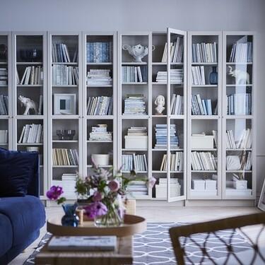 Almacenaje de libros: siete ideas para poner en orden tu pasión lectora