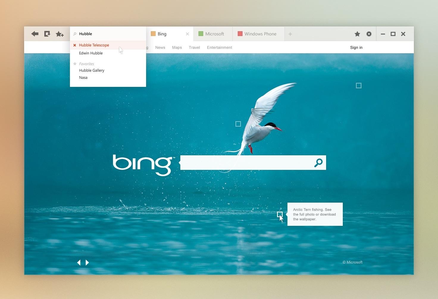 Foto de Concepto de interfaz para Windows 8 (8/12)