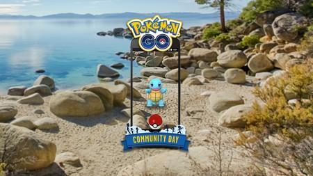 Squirtle será el Pokémon del Día de la Comunidad de Pokémon GO en julio