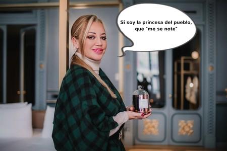 Podría haberlas hecho con olor a vagina como las de Gwyneth, pero Belén Esteban quería que sus velas fueran más finas (pa' qué te metes...)