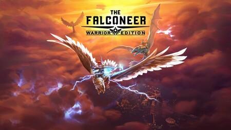 The Falconeer: Warrior Edition llevará sus combates aéreos a PS4, PS5 y Nintendo Switch en agosto