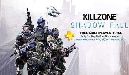 Llévate una prueba del multijugador de Killzone Shadow Fall gracias a PS Plus