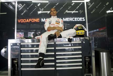 Lewis Hamilton no está en la F1 para hacer amigos...