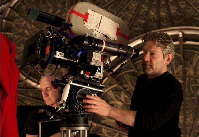 Kenneth Branagh dirigirá la próxima película de Jack Ryan