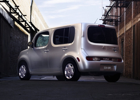 Nissan Cube 2010 1280 11