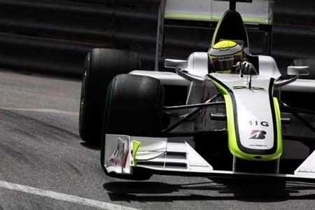 Jenson Button, el más rápido en las calles de Mónaco