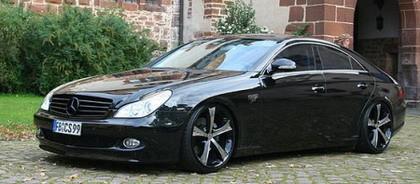 Mercedes CLS 55 por Inden Design