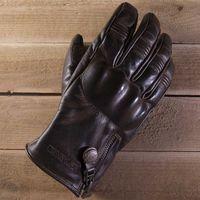 Estilo rocker de los '50 a precio razonable para tus manos con los guantes Overlap Canonball