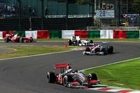Sebastian Vettel arrasó en Suzuka y reanima la lucha por el Mundial