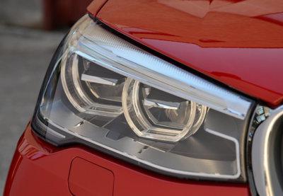 El BMW X2 llegará a hacerle compañía al Mercedes-Benz GLA en 2017