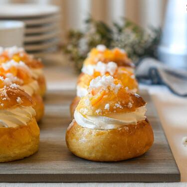 Receta de bocaditos de roscón de Reyes: cómo hacer el clásico navideño en formato mini (para comer de un mordisco)