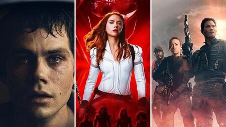 Todos los estrenos en julio 2021 de Amazon, Filmin y Disney+: 'Viuda Negra', 'La guerra del mañana' y más