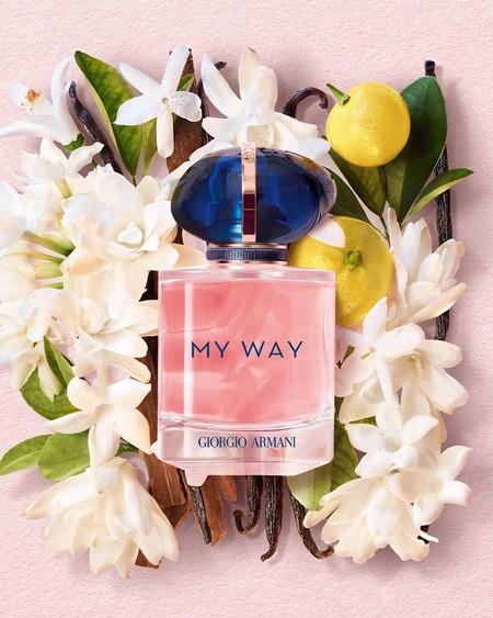 Así es My Way, el nuevo y maravilloso perfume con el que Armani nos ha conquistado colándose entre nuestros favoritos del año