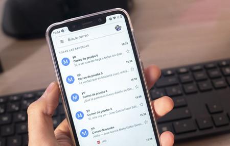 Gmail se actualiza con un nuevo diseño más blanco e inspirado en Android 9 Pie