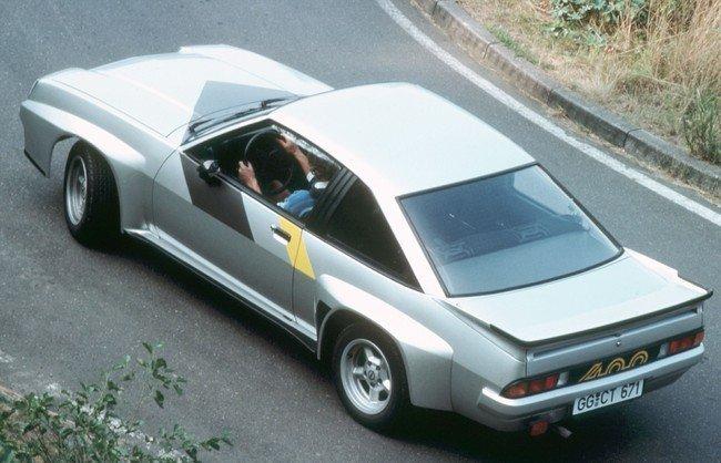 Opel Manta B400 (1981)