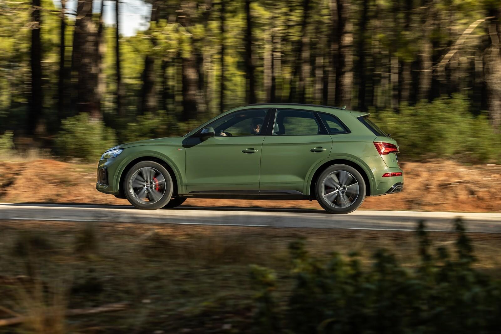 Foto de Audi Q5 2020, prueba (47/52)