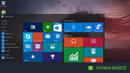 Qué hacer si no funciona el botón Inicio o Cortana en Windows 10