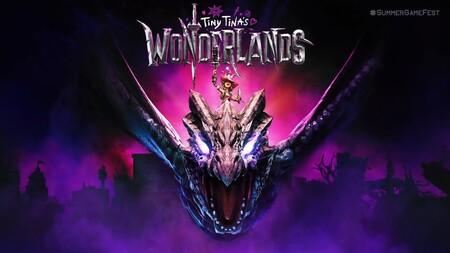 Tiny Tina's Wonderlands ya es oficial: así pinta el nuevo videojuego de Gearbox Software