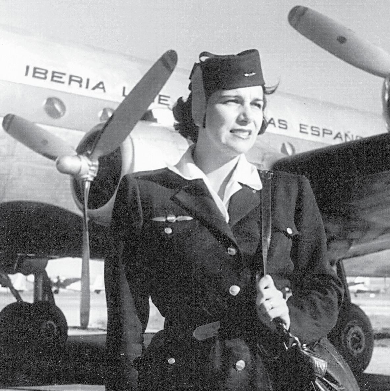 Foto de Histórico sobre los outfits de la tripulación de Iberia (4/11)