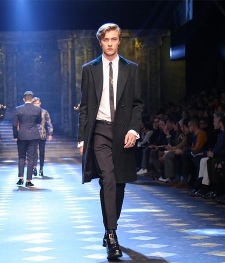 51 influencers caminaron en el show de otoño de Dolce & Gabbana
