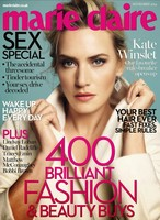Marie Claire UK: Kate Winslet