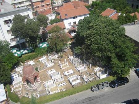 Mostar cementerio