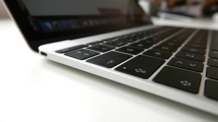 Macbook 2015 Teclado De Cerca